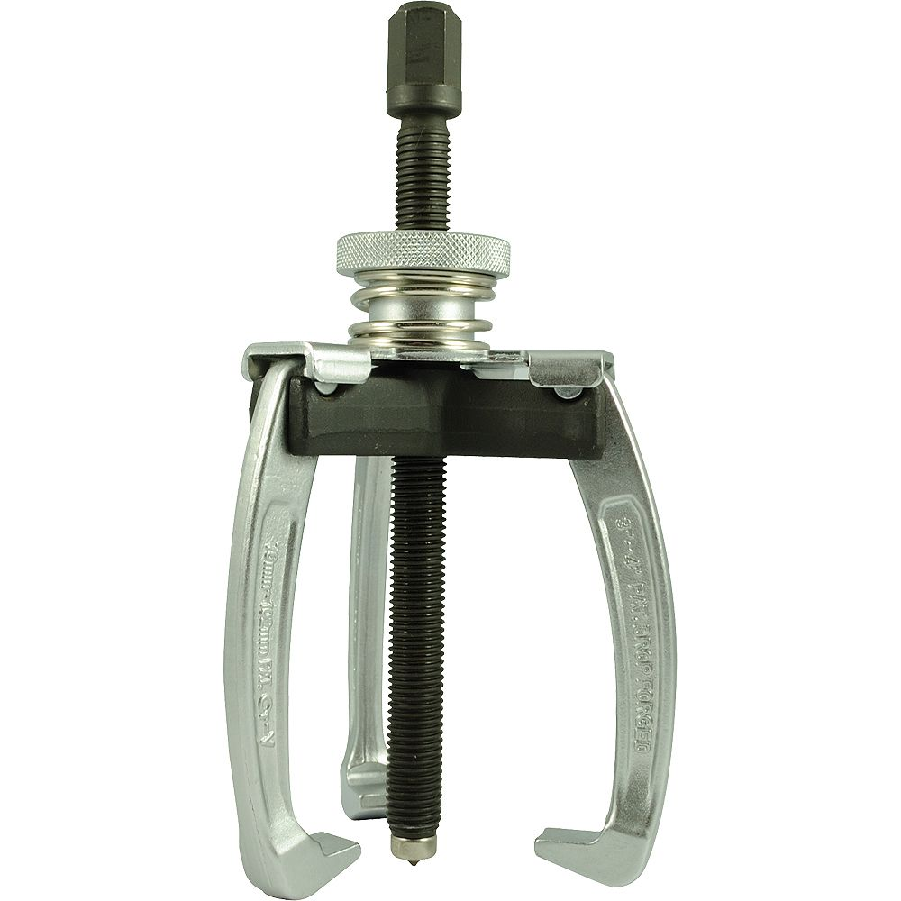 DYNAMIC TOOLS 4 inch Self Adjusting Puller, 2 Or 3 Jaw, 2 Ton Capacity