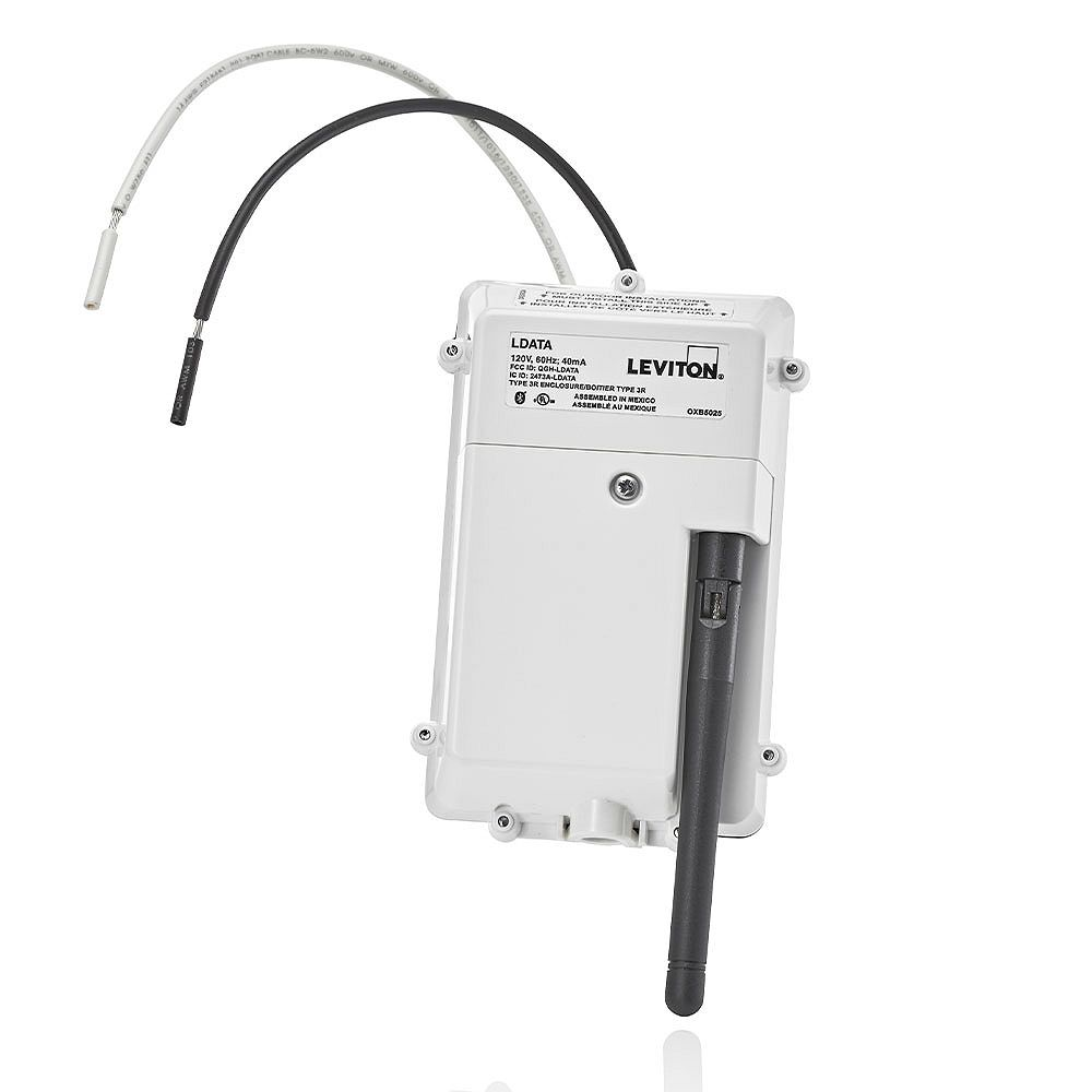 Leviton Smart Breaker Data Hub with Wireless and Ethernet Connectivity