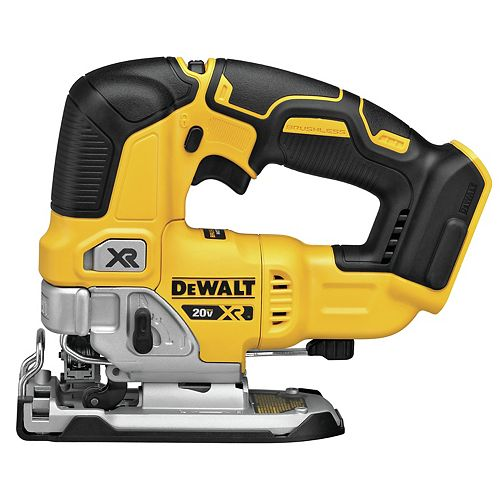 20V MAX XR Lithium-Ion Cordless Brushless Jigsaw (Tool-Only)