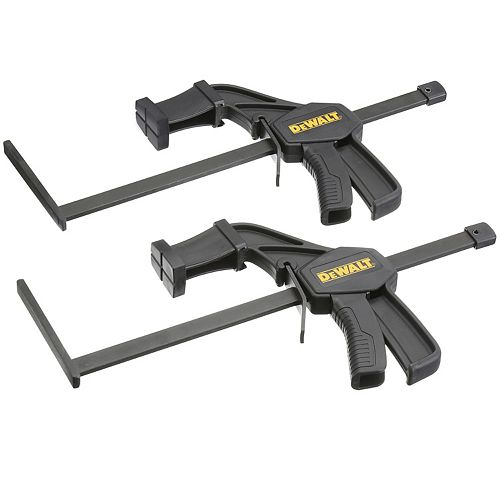 7.8-inch Track saw Track Clamps Set (2-Pack)