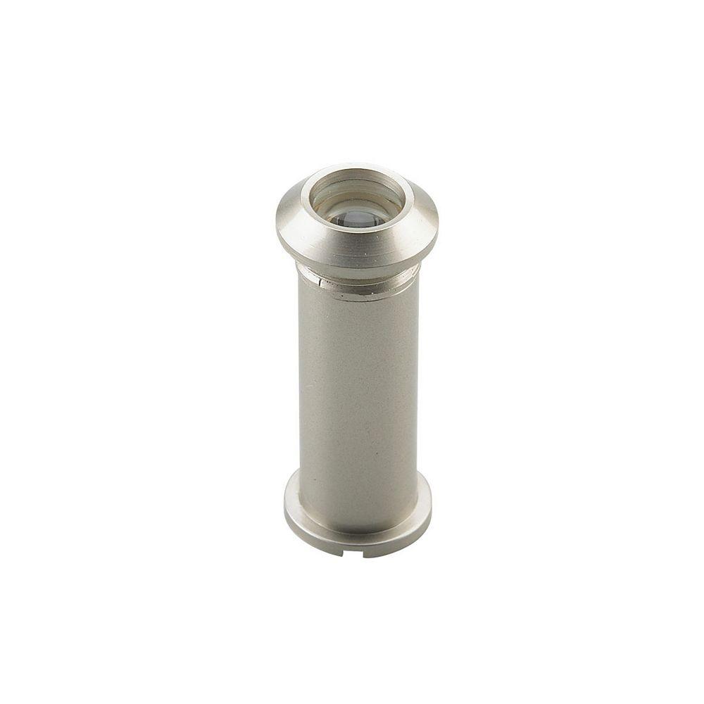 Onward Oeil magique 160°, Nickel satiné, 1/2 po (12.7 mm)