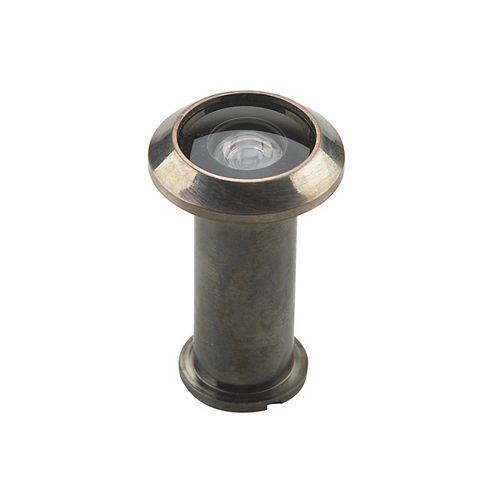 Oeil magique 200°, Bronze huilé, 9/16 po (14.3 mm)