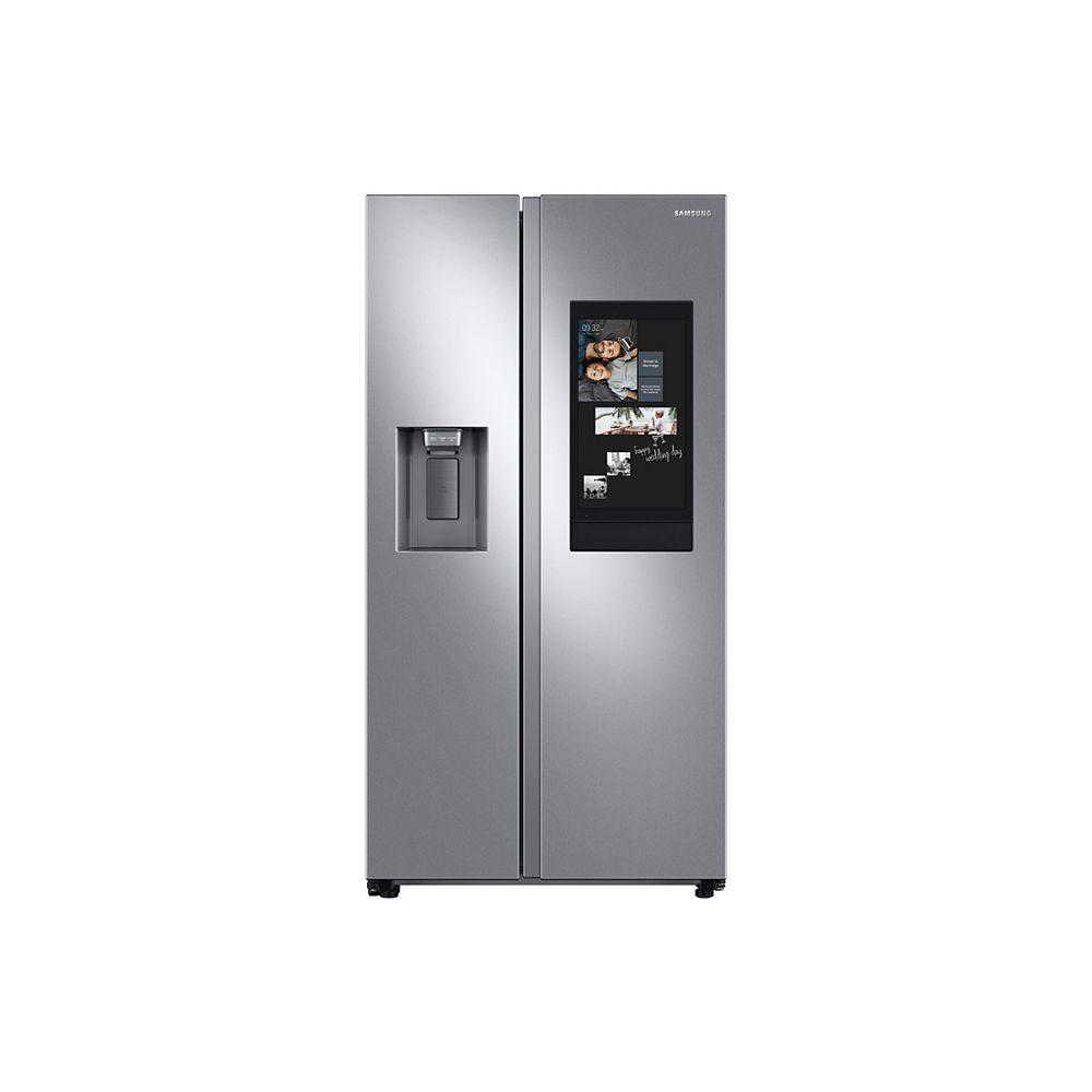 Samsung 36-inch W 26.5 cu.ft. Smart French Door Refrigerator RS22T5561SR