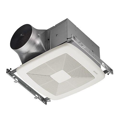 Broan-NuTone 110 CFM Multi-speed ventilation fan, ENERGY STAR®