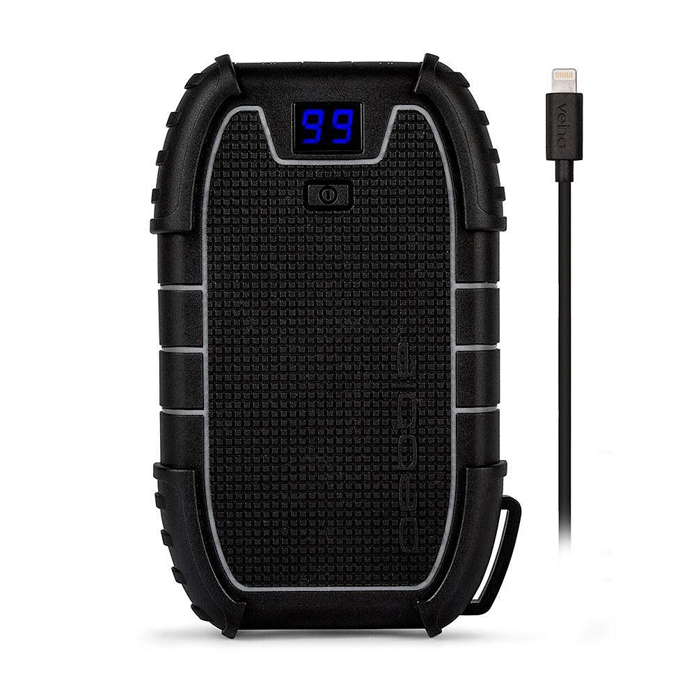 Veho Chargeur portable résistant à l'eau Endurance Pro de 15,000 mAh