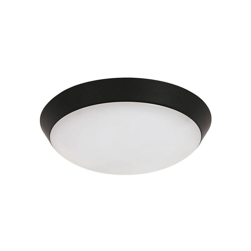 Lucci Air Éclairage LED noir de type A