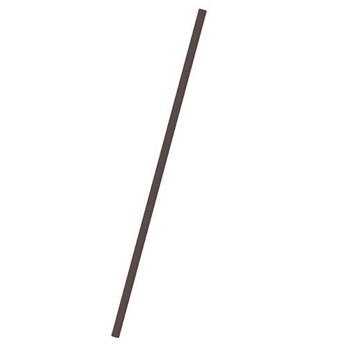 Tige inférieure koa foncé de 18 po (45,7 cm)