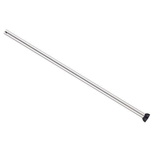 Fanaway Tige inférieure nickel mat de 18 po (45,7 cm)