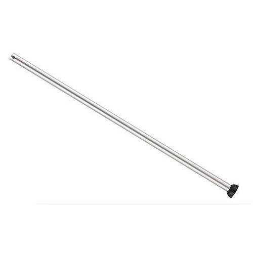 Tige inférieure de ventilateur chrome brossé de 18 po (45,7 cm)