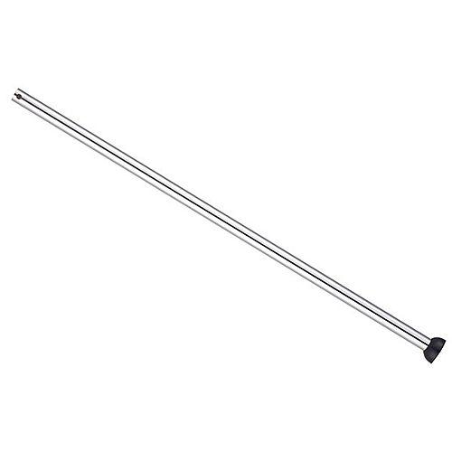 Fanaway Tige inférieure chrome de 24 po (61,0 cm)
