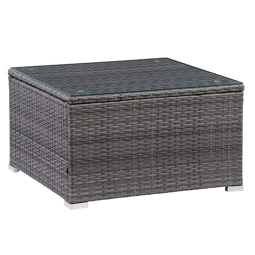 CorLiving Parksville Outdoor Coffee Table