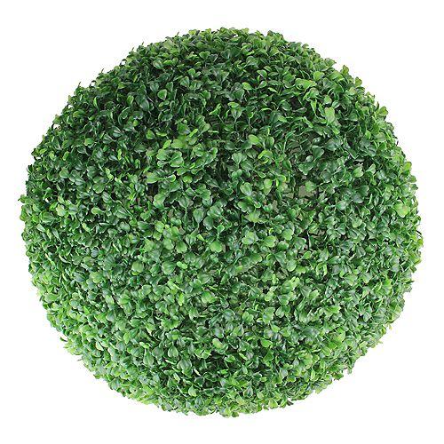 1.50' Green Two Tone Boxwood Garden Topiary Ball - Eteinte
