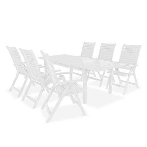 SCANCOM Richfield 7pc Dining Set