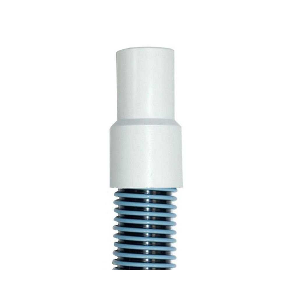Pool Central Blue And White Extruded Eva In Ground Swimming Pool Vacuum Hose With Swivel C The Home Depot Canada