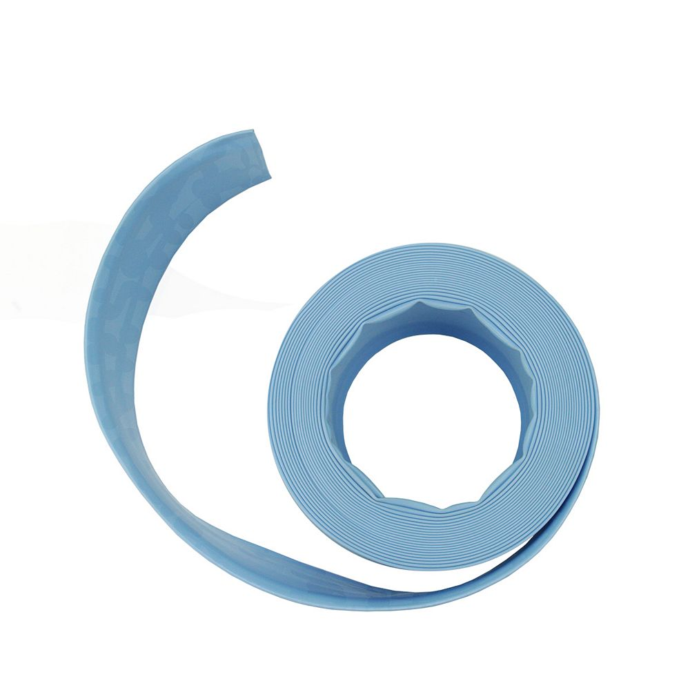 Pool Central 200 Sky Blue Swimming Pool Filter Backwash Hose The Home Depot Canada