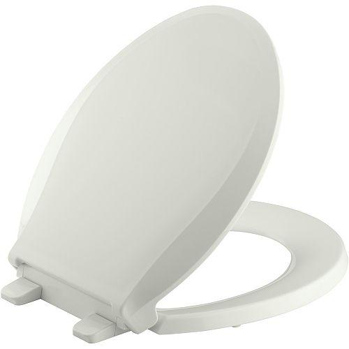 Cachet Quiet-close round toilet seat