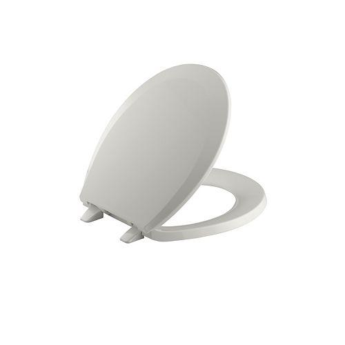 KOHLER Siège de toilette arrondi Lustra avec charnières Quick-Release