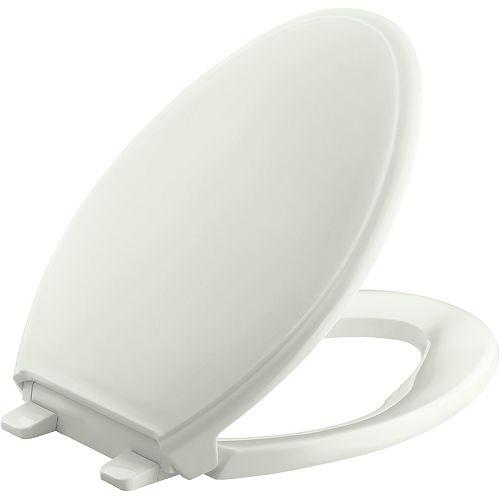 Glenbury Quiet-close elongated toilet seat
