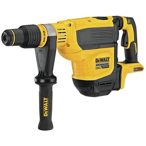 DEWALT 60V MAX 1 3/4-inch SDS MAX Brushless Combination Rotary Hammer (Tool Only)