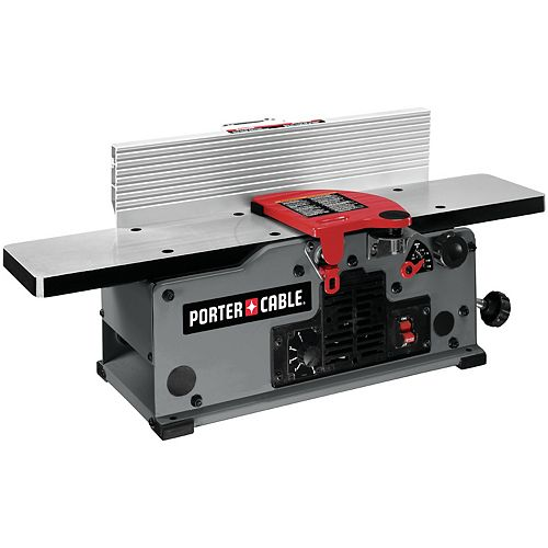 Variable Speed 6-inch Jointer