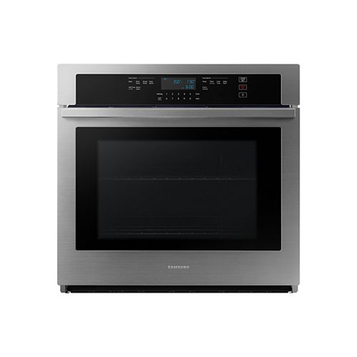 30-inch 5.1 cu.ft. Single Electric Wall Oven with Wi-Fi in Stainless Steel