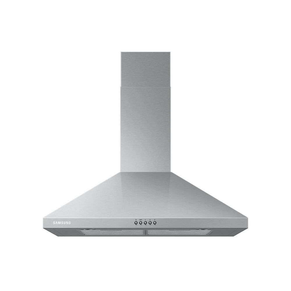Samsung 30-inch Wall Mount Range Hood with LED Lighting in Stainless Steel