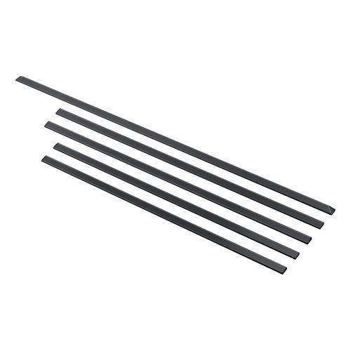 Black Stainless Steel Side Filler Kit