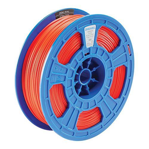 3D Filament PLA Red 0.75kg