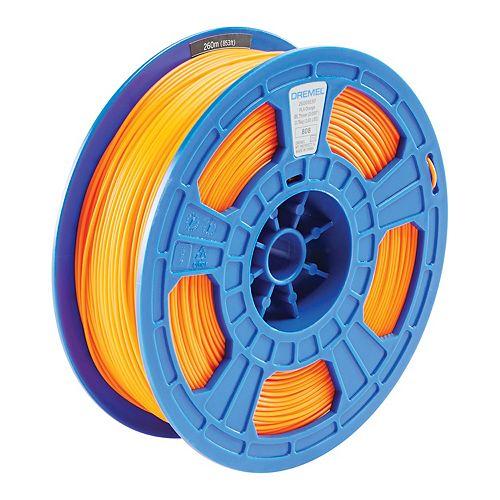 Bosch 3D Filament PLA Orange 0.75kg