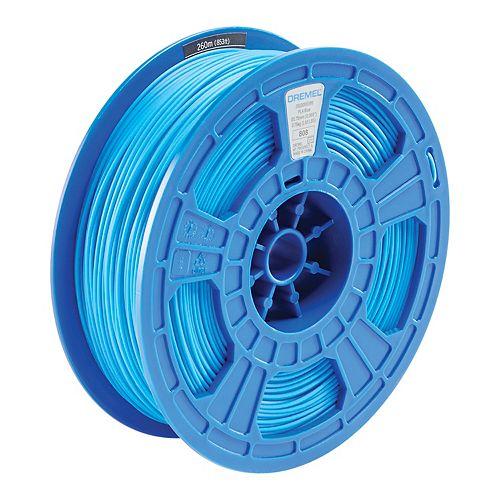 3D Filament PLA Blue 0.75kg