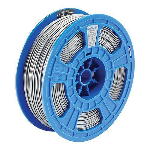 3D Filament PLA Silver 0.75kg