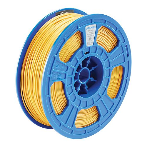 3D Filament PLA Gold 0.75kg