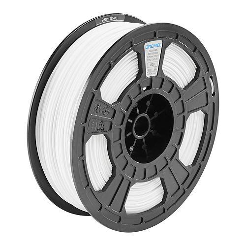 3D Filament ECO-ABS White 0.75kg