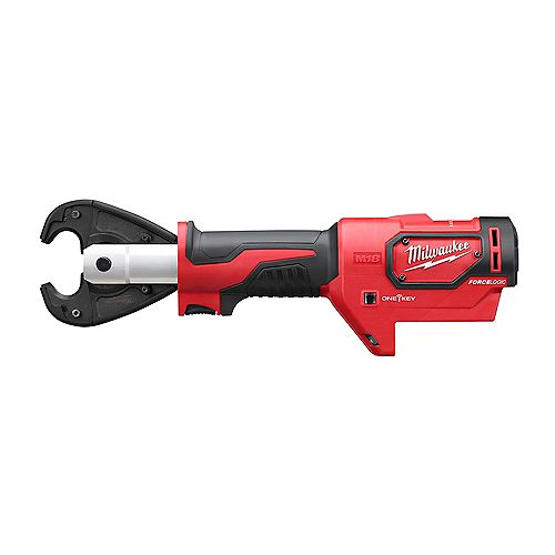 Milwaukee Tool M18 18V Lithium-Ion sans fil Force Logic 6T Utility Crimper (outil seulement)