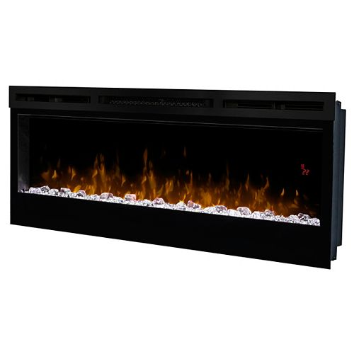 "Dimplex Dimplex Prism Series 50"" Wall Mount Electric Fireplace"