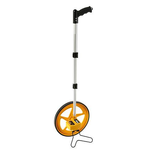 3 ft Circ. (12.5 inch Dia.) Structo-Cast Measuring Wheel