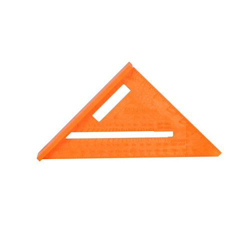7 inch Structo-Cast Rafter Square