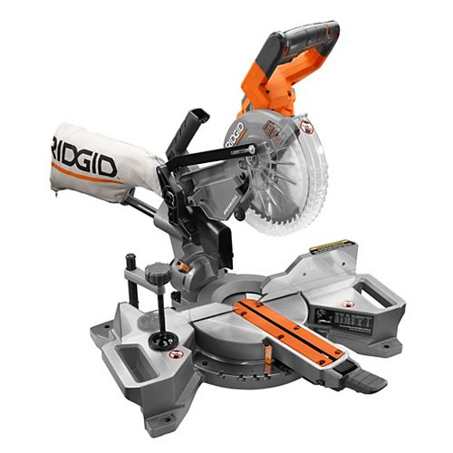18V Brushless Cordless 7-1/4-inch Mitre Saw (Tool-Only)