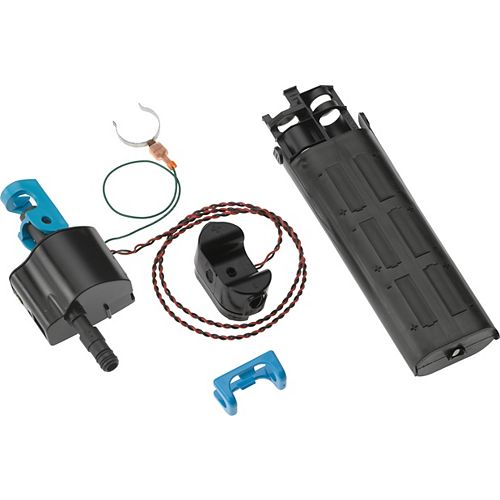 Solenoid Assembly for Kitchen Pull-Down and Bar/Prep Faucets