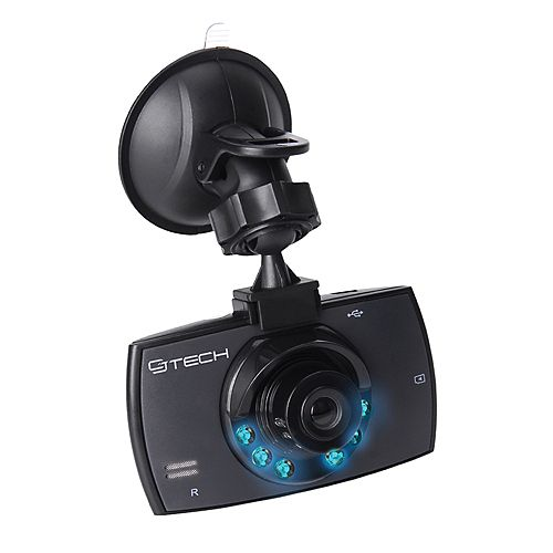 720p Wireless Video Dash Camera with Automatic Incident Detection