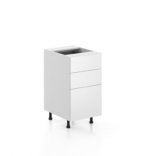 Base Cabinet 3 Drawers Alexandria 18 inch