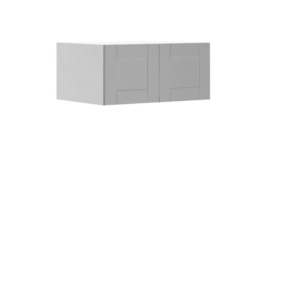 Eurostyle Wall Deep Cabinet Cambridge 33 x 15 x 24 inch