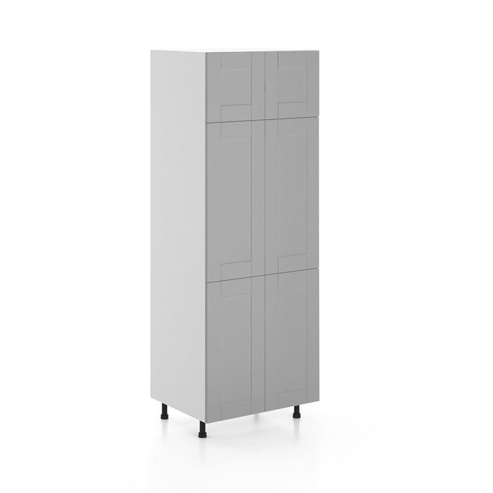 Eurostyle Tall Cabinet Cambridge 30 x 83,5 inch
