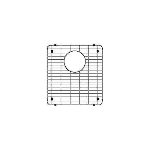 Grille dévier pour éviers FORMERA U 2, acier inoxydable