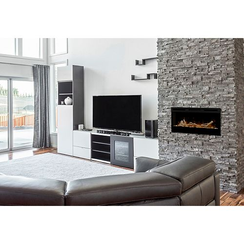 "Dimplex Dimplex Accessory Driftwood and River Rock for 34"" Linear Fireplace"