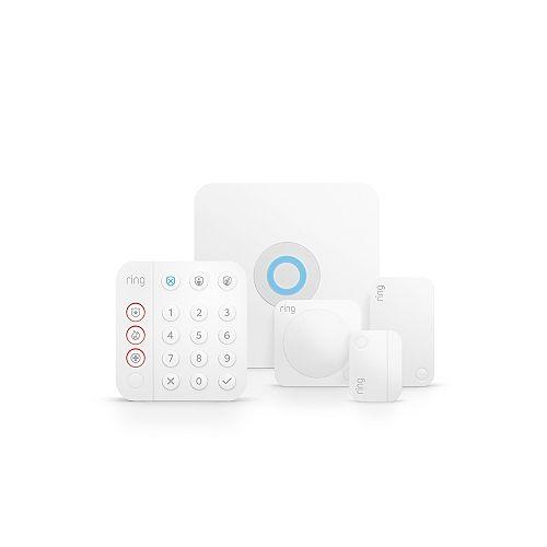 Alarm Home Security System 2.0 (5-Piece kit)