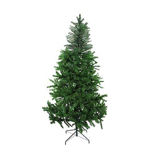 Darice 7.5' Two-Tone Balsam Fir Artificial Christmas Tree - Unlit