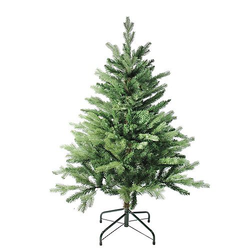 Northlight 4' Coniferous Mixed Pine Artificial Christmas Tree - Unlit