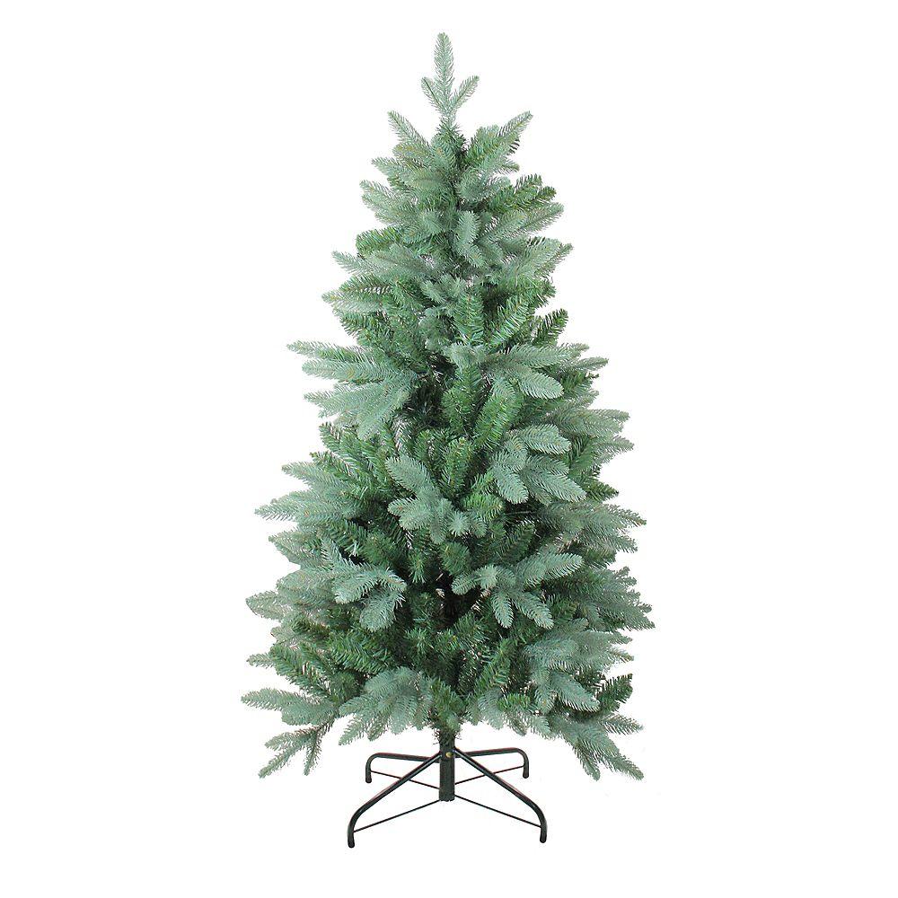 Northlight 4.5' Slim Washington Frasier Fir Artificial Christmas Tree - Unlit
