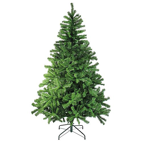 6' Colorado Spruce 2-Tone Artificial Christmas Tree - Unlit